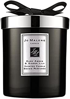 Jo Malone Intense Dark Amber & Ginger Lily Home Candle 200g