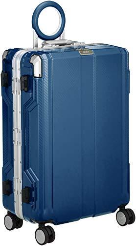 [レジェンドウォーカー] スーツケース 不可 保証付 65L 62 cm 5.3kg ネイビー