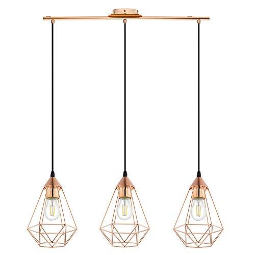 INSPIRE BYRON - Lámpara de techo (metal)