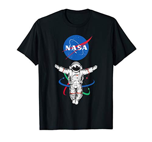 The Official Astronaut Atom NASA T-Shirt