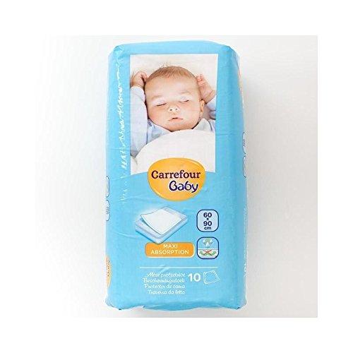 Carrefour Esteras Colchón Bebé 60X90Cm 10 Por Paquete - Paquete de 2