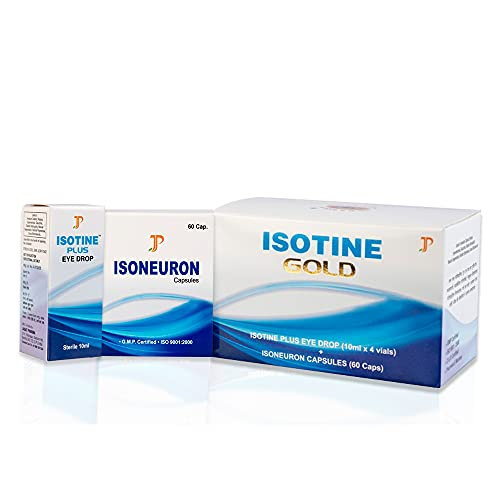 Isotine Gold Pack - AYUSH Ministry Certified