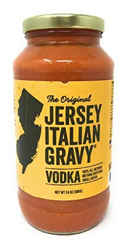 Jersey Italian Gravy, Sauce Vodka, 24 Ounce