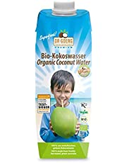 Bebida Dr Goerg Agua De Coco Bio Tetra Brick Aséptico 1L