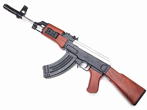 TOKIWA◇アサルトライフル小銃型◇AK-47タイプ6mmBB弾エアガン No.0807A