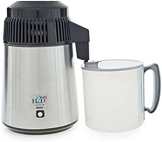 H2o Labs Model 100SS Stainless Steel Water Distiller