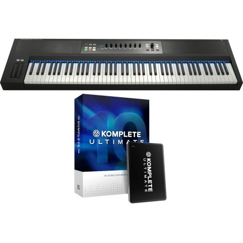 Native Instruments KOMPLETE KONTROL S88 + KOMPLETE 10 Ultimate