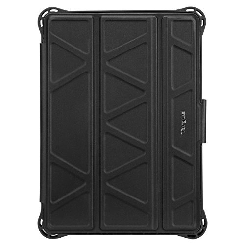 Targus Pro-Tek Handheld Folio Case for Apple iPad (2018/2017), 9.7-Inch iPad Pro, iPad Air 2, Black (THD483GLZ)