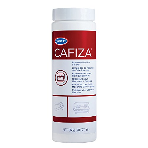 URNEX CAFIZA Espressomaschinenreiniger Kaffeefettlöser
