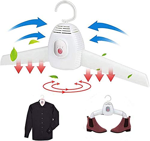 hot air clothes dryer - 3
