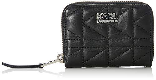 Karl Magazijnveld portemonnee zwart