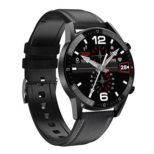 XXH Smart Watch DT92 Call Bluetooth, IP67, Impermeable, Ritmo Cardíaco, Deportes De Presión Arterial, Mujeres PK L13 L16 para Android iOS Deportes Deportes,B