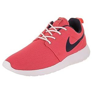 new product 955ab 36ace Amazon.com   Nike Women s Roshe One Training Running Shoes, Orange (Total  Crimson White), 4 UK 37 1 2 EU   Shoes
