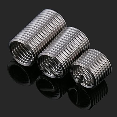 Herramienta de inserción de bobina de reparación de hilo inoxidable A2 M2 M2.5 M3 M4 M5 M6 M8-M16-China, M8x1.25x2D, 1pcs