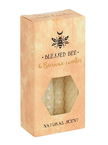 Blessed Bee Beeswax Spell Magic & Luxury Candle Cream 5x11cm