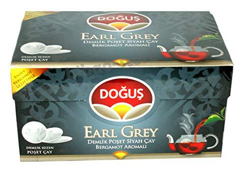 Earl Grey Schwarztee 48 Pads / Beutel x3,2g mit Bergamotten-Aroma