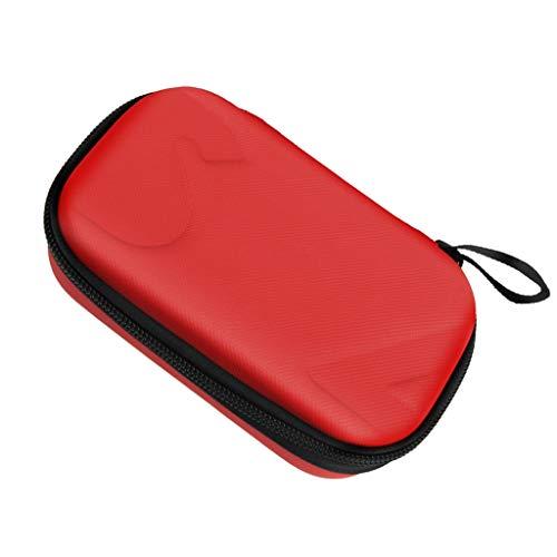 sharprepublic Estuche Portátil Sunnylife Gimbal Camera Storage - Rojo