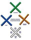 The Sensory University CHEW STIXX Oral Motor CHEW Flavor Pack