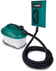 VONROC Behangafstomer – 2000W – 4.5Liter & 3.5m slang