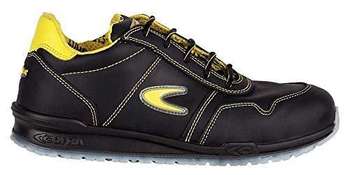 Cofra 78500-001 - Zapatos de seguridad s3 coppi ejecutan moda tamaño de los zapatos bajos 39
