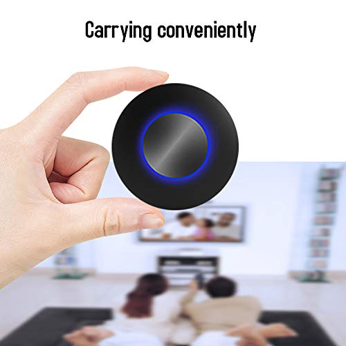 WiFi Display Dongle, WiFi Dongle Wireless Projector Display HDMI Adapter Mini TV Receiver Miracast DLNA Airplay voor Android Netflix Youtube (1080P)