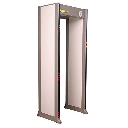 Walk Through Metal Detector, 33 Zone Categories Detectors Metal