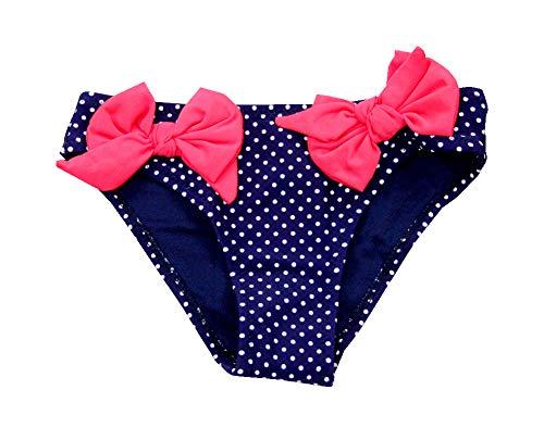 SOL Y PLAYA-Bañador niña para Slips de natación Traje de Baño para Bebés Bañador Braguita niña Bikini niñas Ropa de baño Flor Unicornios Frutas Piña sandía Fresa plátano-