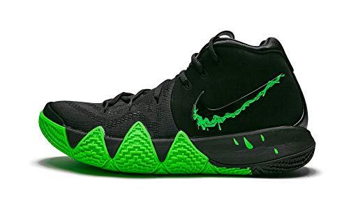Nike Kyrie IV 4 Halloween Rage Green Black 943806-012 US Size 13