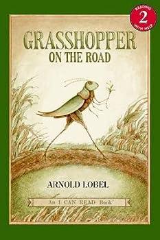Grasshopper on the Road[GRASSHOPPER ON THE ROAD][Prebound]