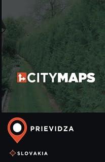 City Maps Prievidza Slovakia