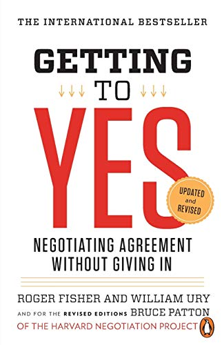Real Estate Investing Books! - Getting to Yes: Negotiating Agreement Without Giving In