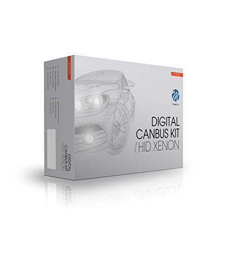 M-Tech kmsmph16 Kit Xenon CANBUS slim H1 6000 K