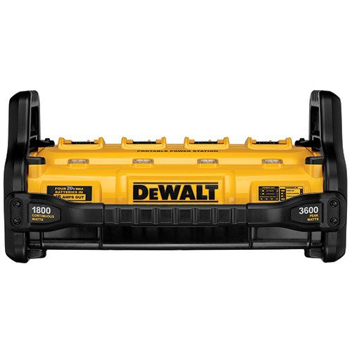Dewalt DCB1800BR Portable Power Station (Tool Only) (Renewed)