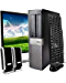Dell OptiPlex 960 SFF Desktop Core 2 Duo 2.9GHz Processor 4GB Ram 320GB Hard Drive Windows 10 Home 19in Monitor (Brands may vary), Keyboard, Mouse, Speakers, WiFi Adapter Computer Package (Renewed)
