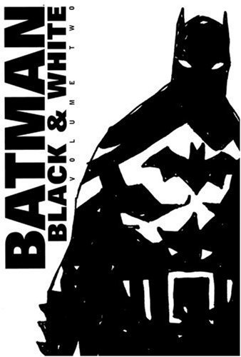 Batman Black And White TP Vol 02 New Edition (Batman Black & White) by Kyle Baker (Artist), Various (Artist, Author), John Arcudi (23-Oct-2008) Paperback