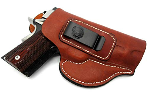 Right Hand IWB Inside Pants Clip-On Concealment Holster in...