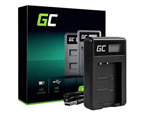 Batterij Oplader LC-E17 voor Canon LP-E17, EOS 77D, 750D, 760D, 8000D, M3, M5, M6, Rebel T6i, Rebel T6s, EOS Rebel T7i