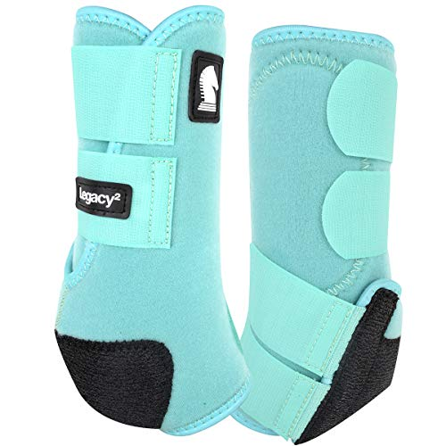 Classic Rope Company Legacy2 Front Protective Boots 2 Pack Mint M