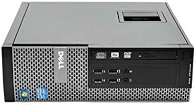 Pc dell 7010 sff intel core i7 3770 3.40ghz/ram 8gb/240gb ssd/dvd/win 10 pro (ricondizionato) B07ZTB457S