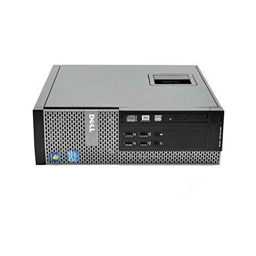 PC Dell 7010 SFF Intel Core i7 3770 3,40 GHz / RAM 16 GB / 1 TB SSD/DVD/WIN 10 PRO (reacondicionado)
