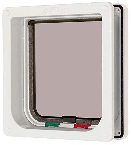 Ani Mate Cat Mate 4-Way Locking Cat Flap