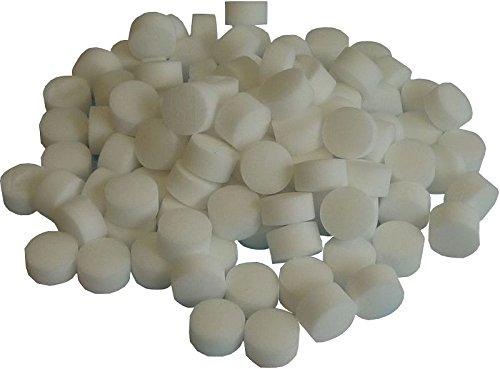 Siedesalz Tabletten - Regeneriersalz - 25 kg - Enthärtersalz für Enthärtungsanlagen