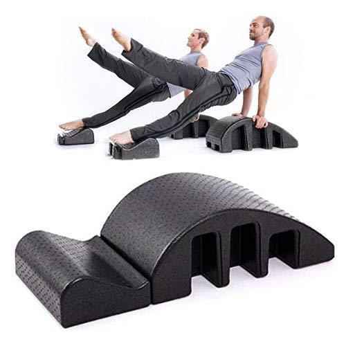 Find Bargain CJH Chiropractic Bed - Pilates Cervical Vertebra Correction - Yoga Tools - Epp Safety M...