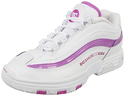 DC Shoes Legacy Lite - Zapatillas de Cuero - Mujer - EU 38.5