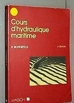 Cours d'hydraulique maritime de René Bonnefille