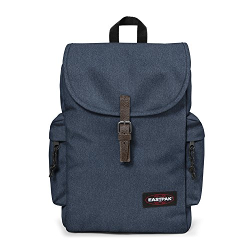 Eastpak Austin Mochila, 42 cm, 18 L, Azul (Double Denim)