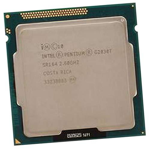 Intel - Procesador de CPU Pentium (doble núcleo, G2030T, SR164, 2,6 GHz, 3 MB, Socket LGA-1155)