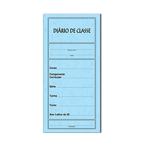 Diário de Classe Mensal, Tilibra, 151661 - 1 un