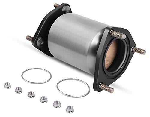 04 chevy aveo catalytic converter - 3