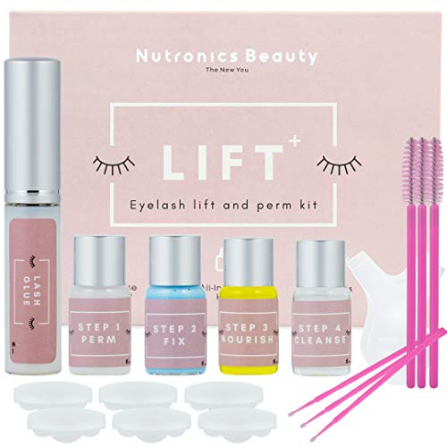 Nutronics Beauty Lash Lift Kit -...